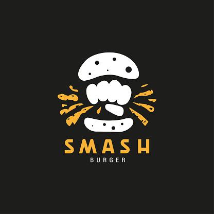 Smash Burger Logo