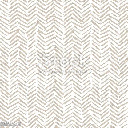 istock Smeared herringbone seamless pattern design 494812434