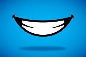 istock Smile Icon 1040006844