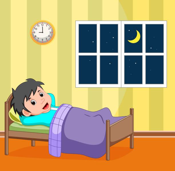 Bedroom Clip Art: Top 60 Night Bedroom Window Clip Art, Vector Graphics And