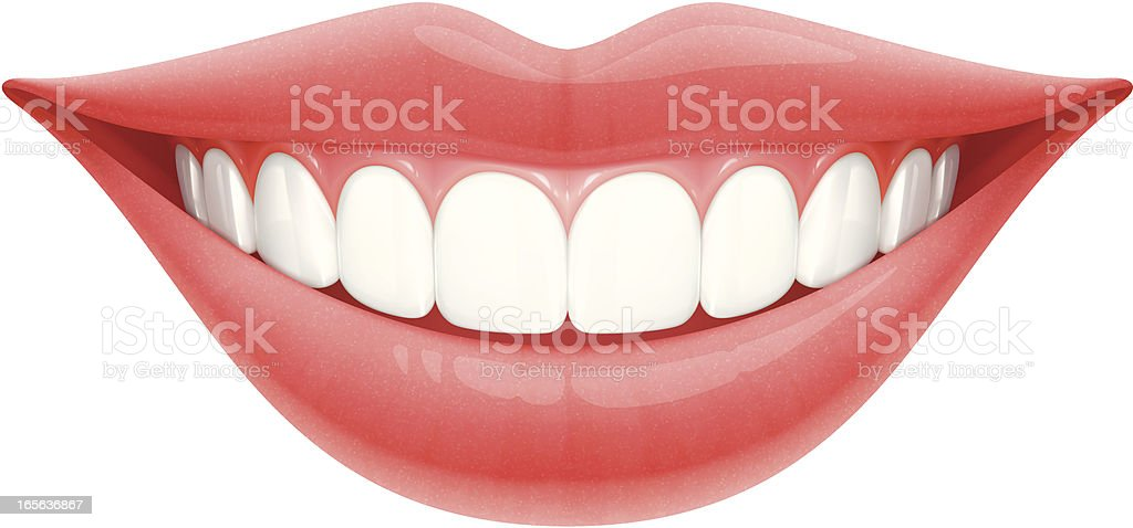 Smile royalty-free stock vector art