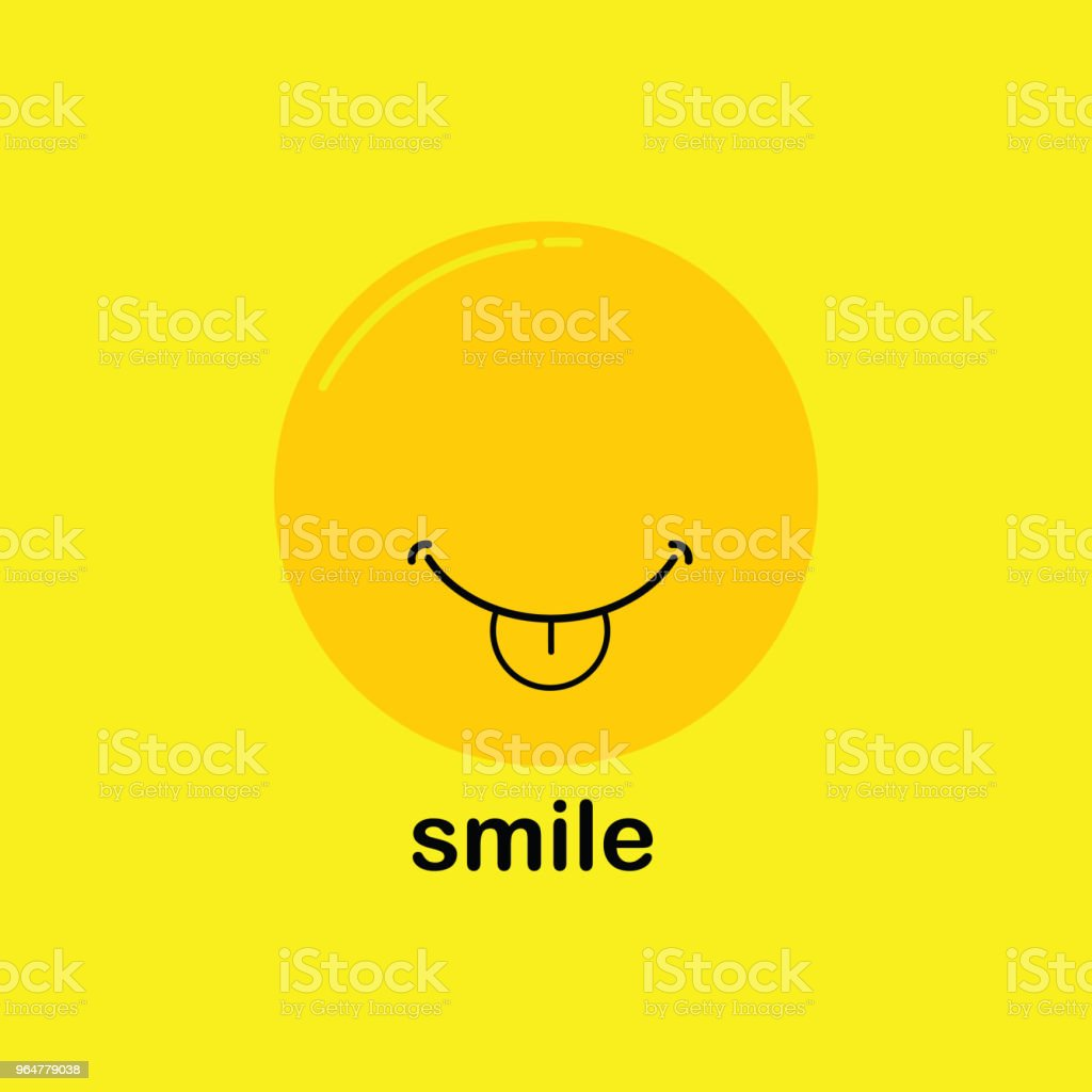 Smile Vector Template Design royalty-free smile vector template design stock vector art & more images of animal