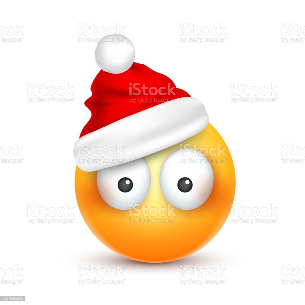 Smiley Emoticons Gelbe Emoji Gesicht Mit Emotionen Und ...