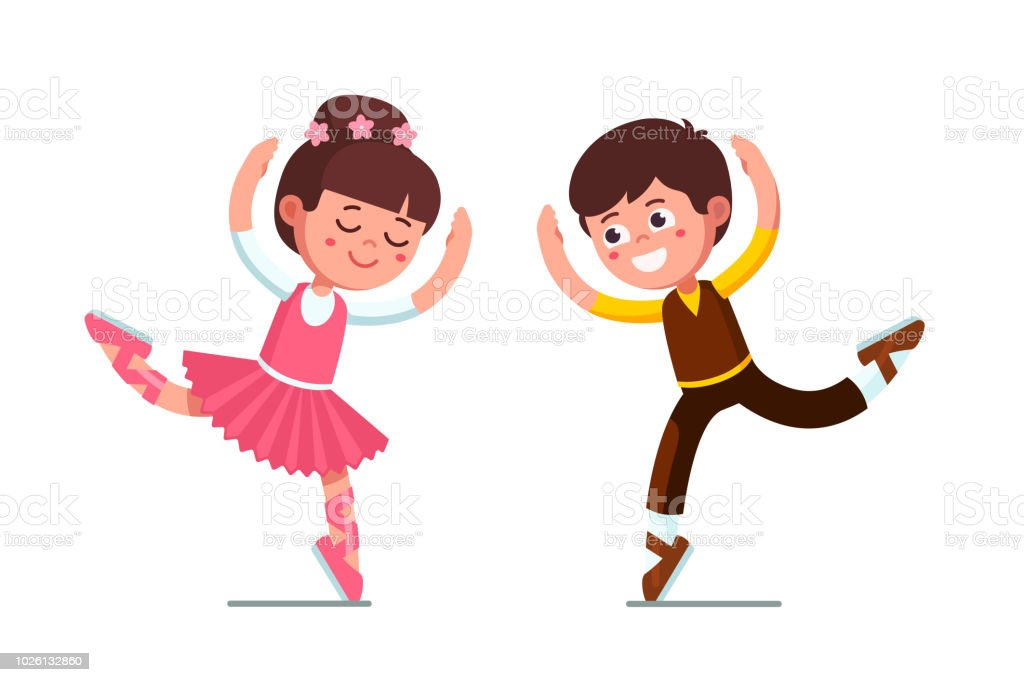 Image result for kids ballet clip art
