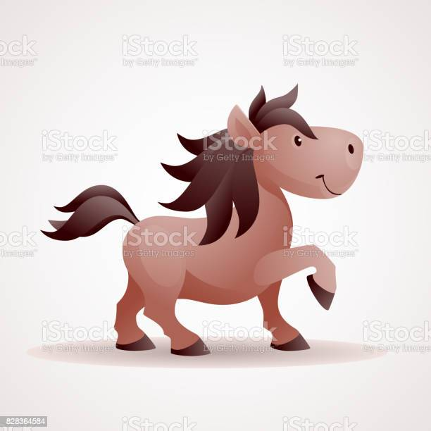 Smiling horse vector cartoon vector id828364584?b=1&k=6&m=828364584&s=612x612&h=dp3qido2pcd6nhbrf65xp7sf44i toes3iqowspa3j4=