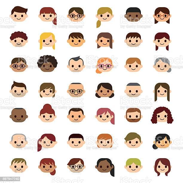 Smiling people icons vector id597947240?b=1&k=6&m=597947240&s=612x612&h=q sgokpq5xg2wefk7juim2ae7omaxfck97tiondfack=