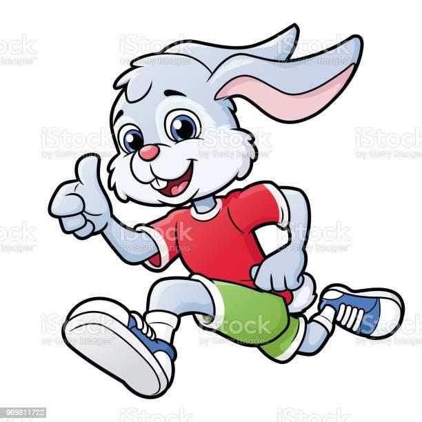 Smiling rabbit jogging vector id969811722?b=1&k=6&m=969811722&s=612x612&h=x cebmxu5hc5mwrmsxbs01kvo4706fu pzxw2ppw wq=