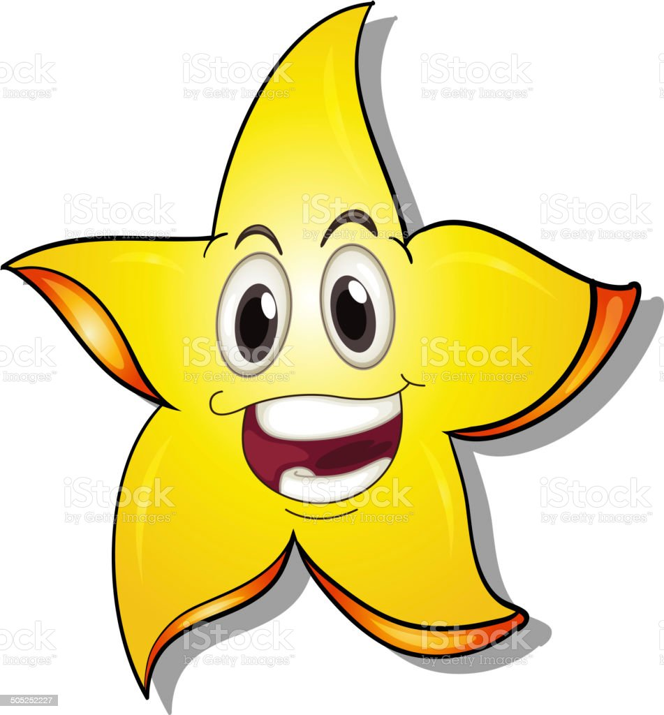 Smiling star royalty-free smiling star stock vector art & more images of angle