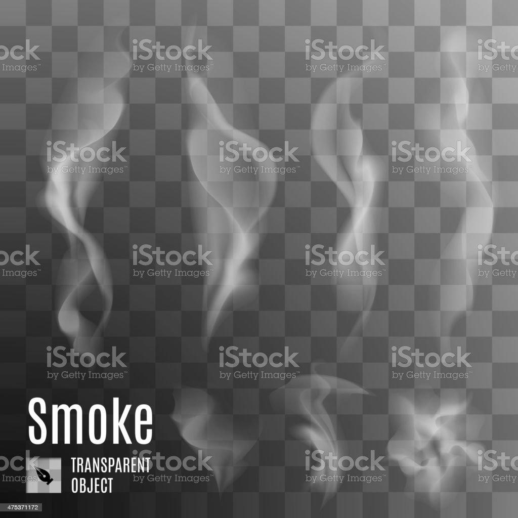 Smoke vektör sanat illüstrasyonu