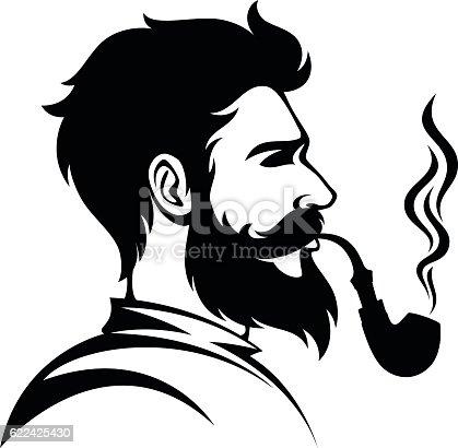 istock Smoker head 622425430