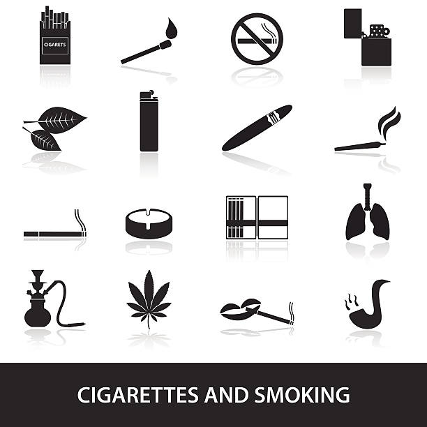 Royalty Free Marijuana Joint Clip Art, Vector Images ...