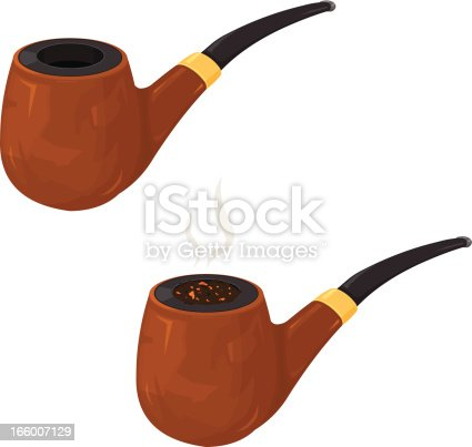 istock Smoking Pipe 166007129