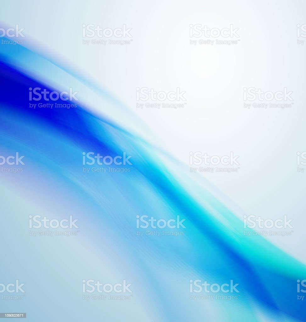 Smooth blue color background royalty-free smooth blue color background stock vector art & more images of abstract