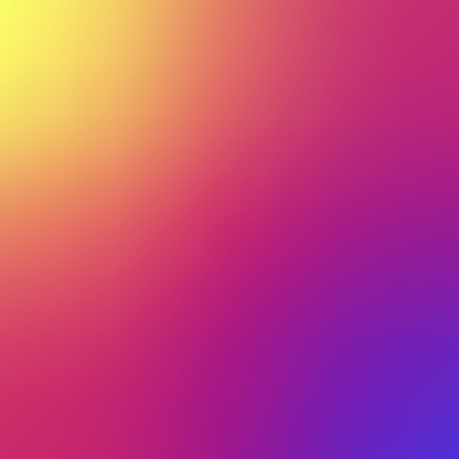Smooth blurred gradient. Insta background wallpaper style. Scalable vector mesh. Bright template for TikTok stories.