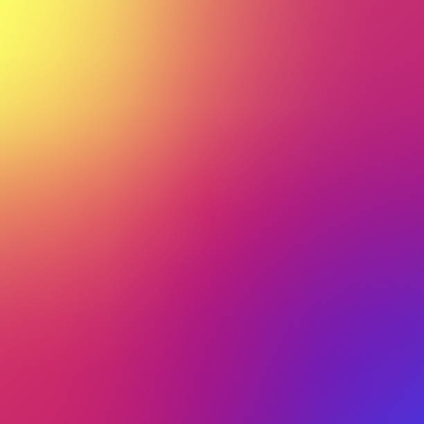 smooth blurred gradient. insta background wallpaper style. scalable vector mesh. bright template for tiktok stories. - tiktok stock illustrations