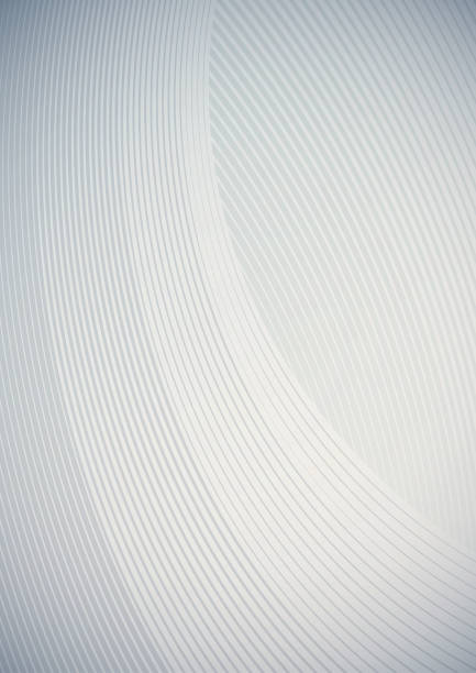 smooth gray background vector art illustration