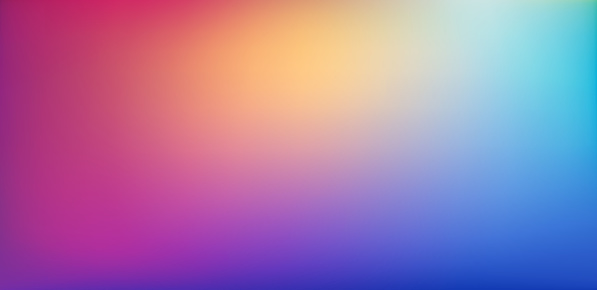 Smooth mesh blurred background. Multi Color Gradient pattern. Smooth modern Watercolor style backdrop. Vector