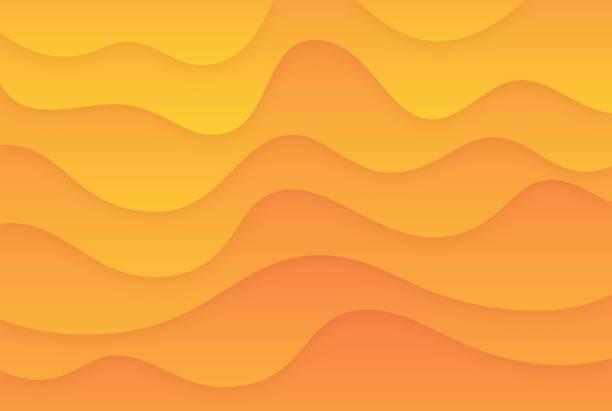 ilustraciones, imágenes clip art, dibujos animados e iconos de stock de suave gradiente cálido abstracto - arena