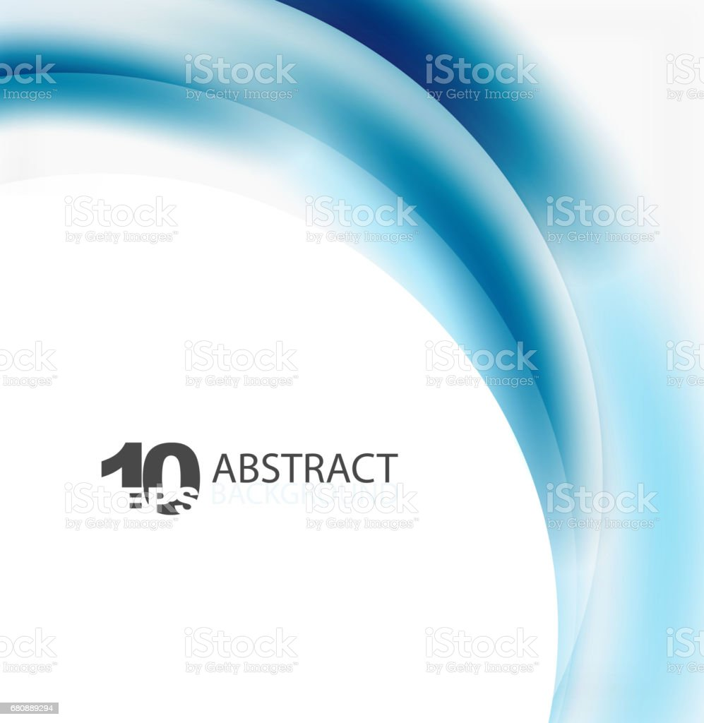 Smooth wave template royalty-free smooth wave template stock vector art & more images of abstract