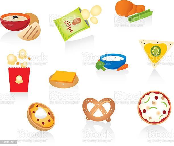 Snack foods vector id98312912?b=1&k=6&m=98312912&s=612x612&h=o7aptfkpcvj5dcuoamr9auht4cdezwlnwonk h3jgrc=