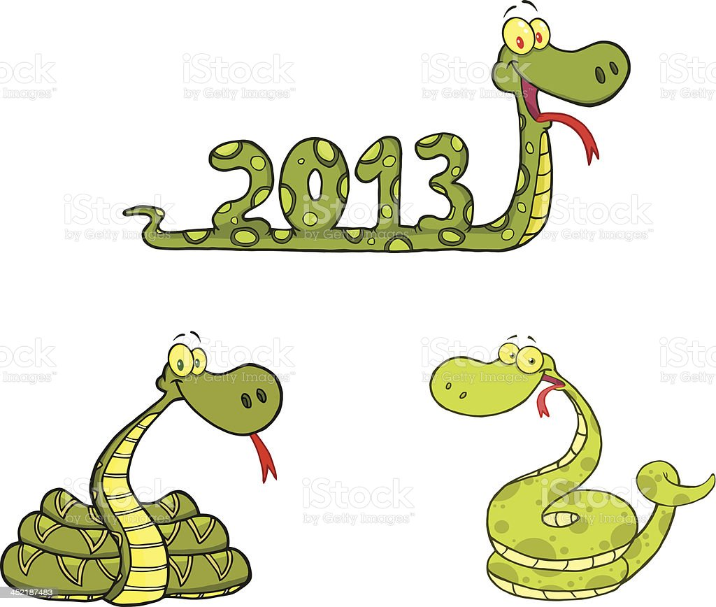 Snake Collection royalty-free snake collection stock vector art & more images of cartoon