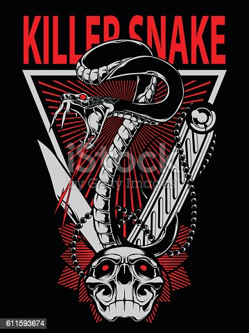 Snake Vector Desgn