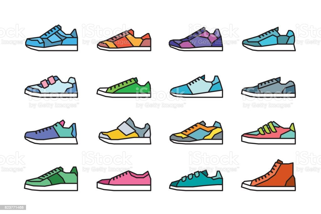 Sneakers Icons
