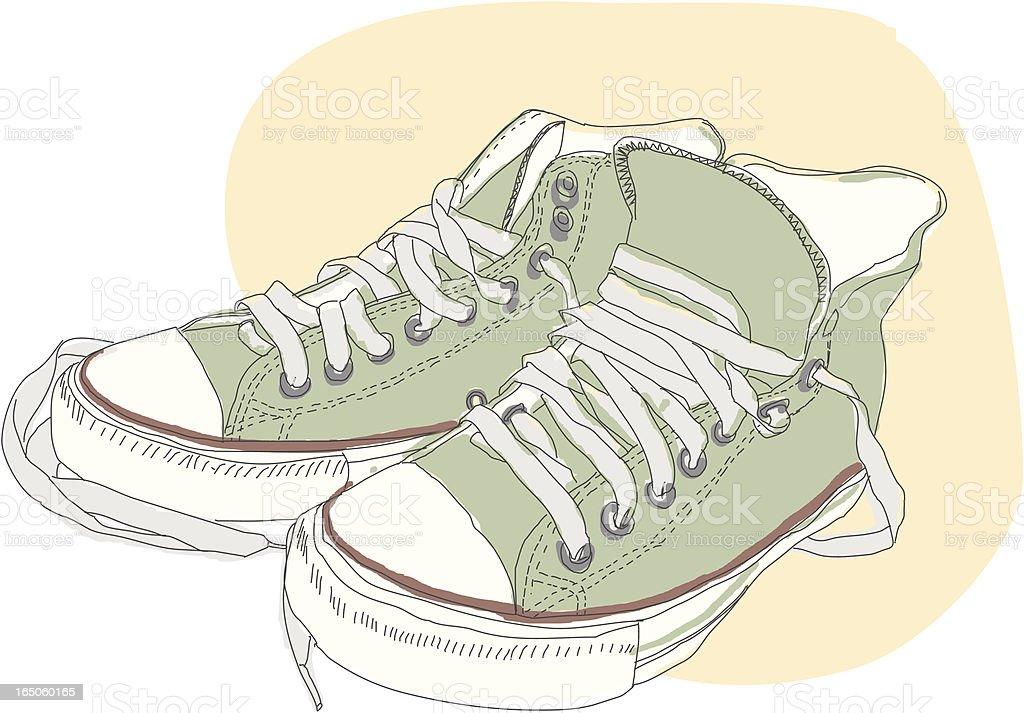 sneakers loose