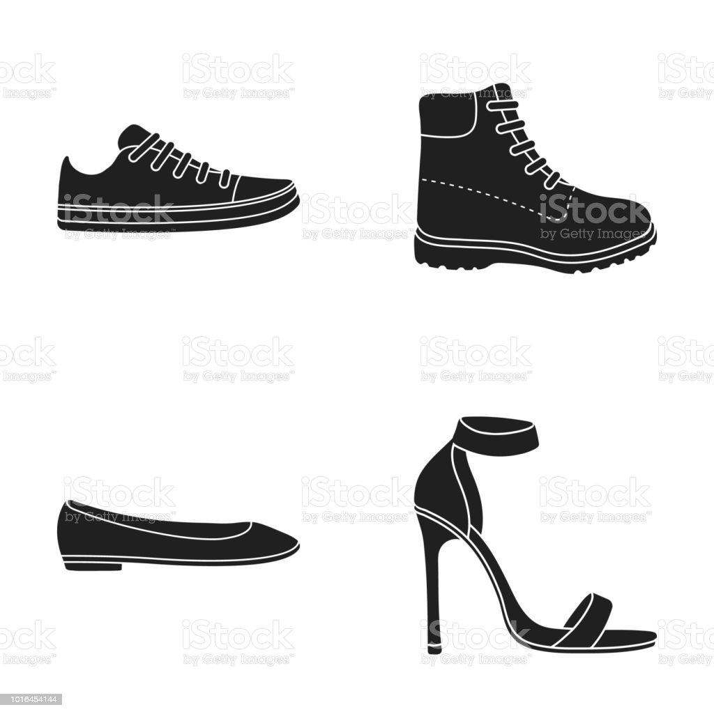 À Figurant Hauts Bottes Dhiver Sandales Icônes Noir À Style Sur Chaussures Baskets Talons Chaud Ballerines Lacets Semelles Femme Hautes Collection srCthQdx