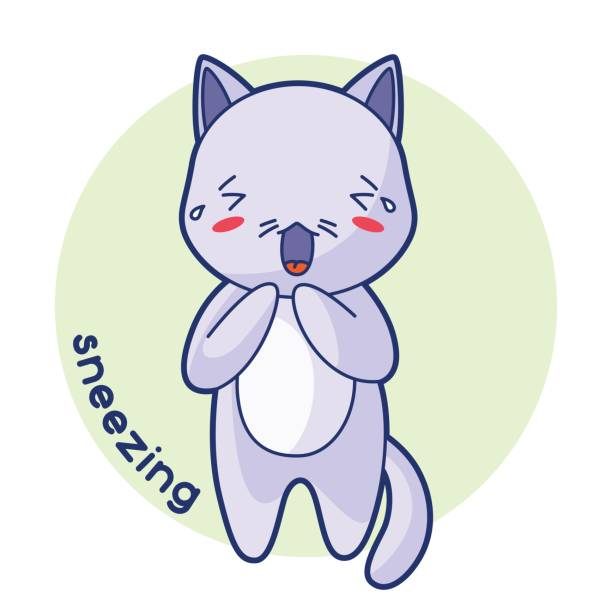 90 Cute Anime Cats Pictures Illustrations Royalty Free Vector Graphics Clip Art Istock