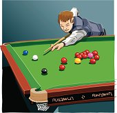 Snooker Player