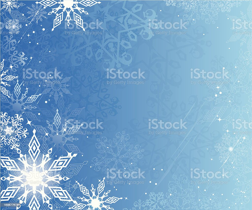 Snow background royalty-free snow background stock vector art & more images of abstract