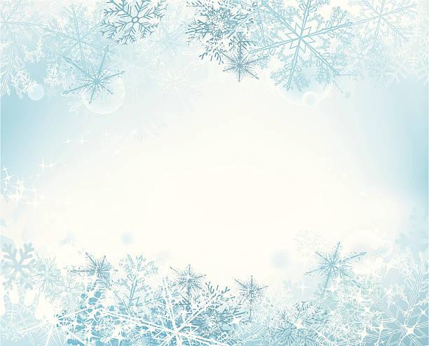 Snow background Snow background - layered illustration. Gradient mesh used. december illustrations stock illustrations