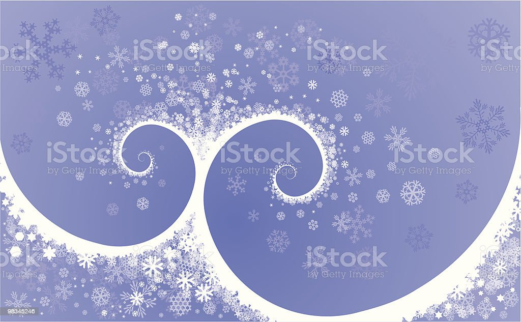 Snow Burst royalty-free snow burst stock vector art & more images of abstract
