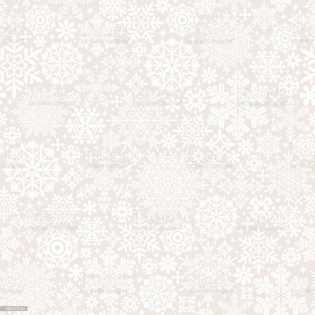 la nieve fondo cristales y tapetes. - ilustración de arte vectorial
