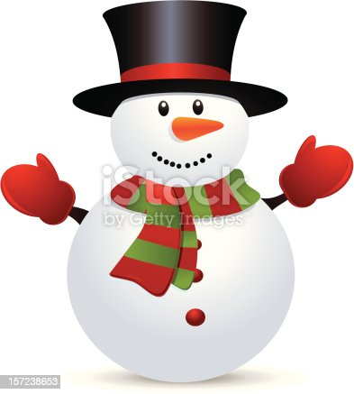 free snowman clipart in ai svg eps or psd https clipart me free vector snowman
