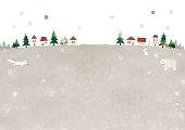 istock Snow meadow2 1195542613