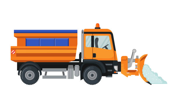 Snow plow clipart, cliparts of Snow plow free download (wmf, eps, emf, svg,  png, gif) formats