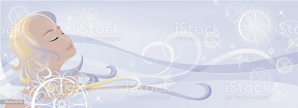 Snow Queen royalty-free snow queen stock vector art & more images of adult