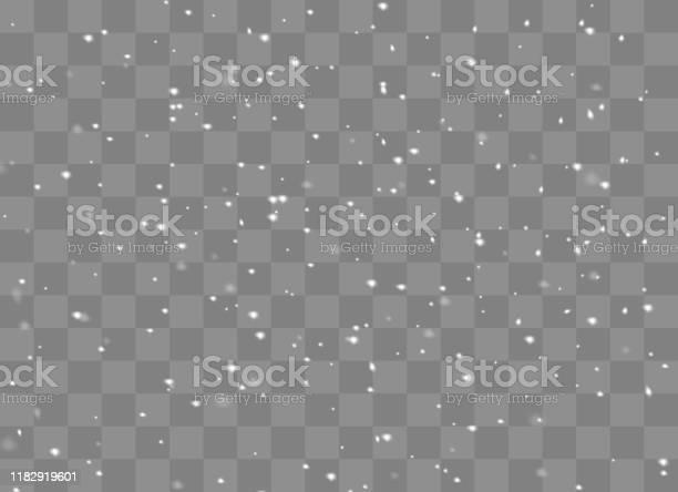 Sfondo Vento Di Neve - Immagini vettoriali stock e altre immagini di A forma di stella