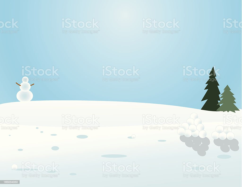 Snowball Fight royalty-free snowball fight stock vector art & more images of cartoon