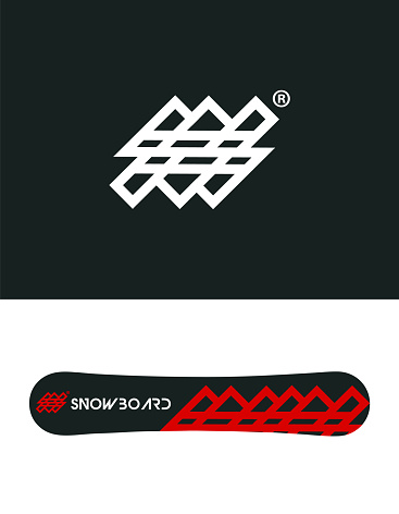 Snowboard Cool design