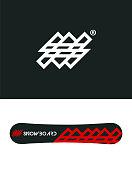 Snowboard, Illustration, Cold Temperature, Cool Attitude, Extreme Sports