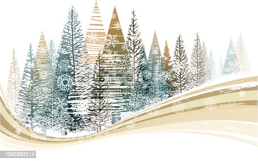 drawing of vector snowcapped sign. This file of transparent and created by illustrator CS6.