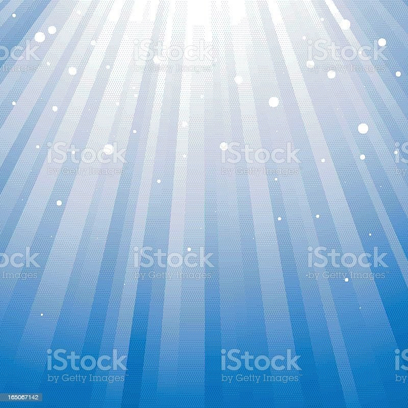 Snowfall Winter Background royalty-free stock vector art