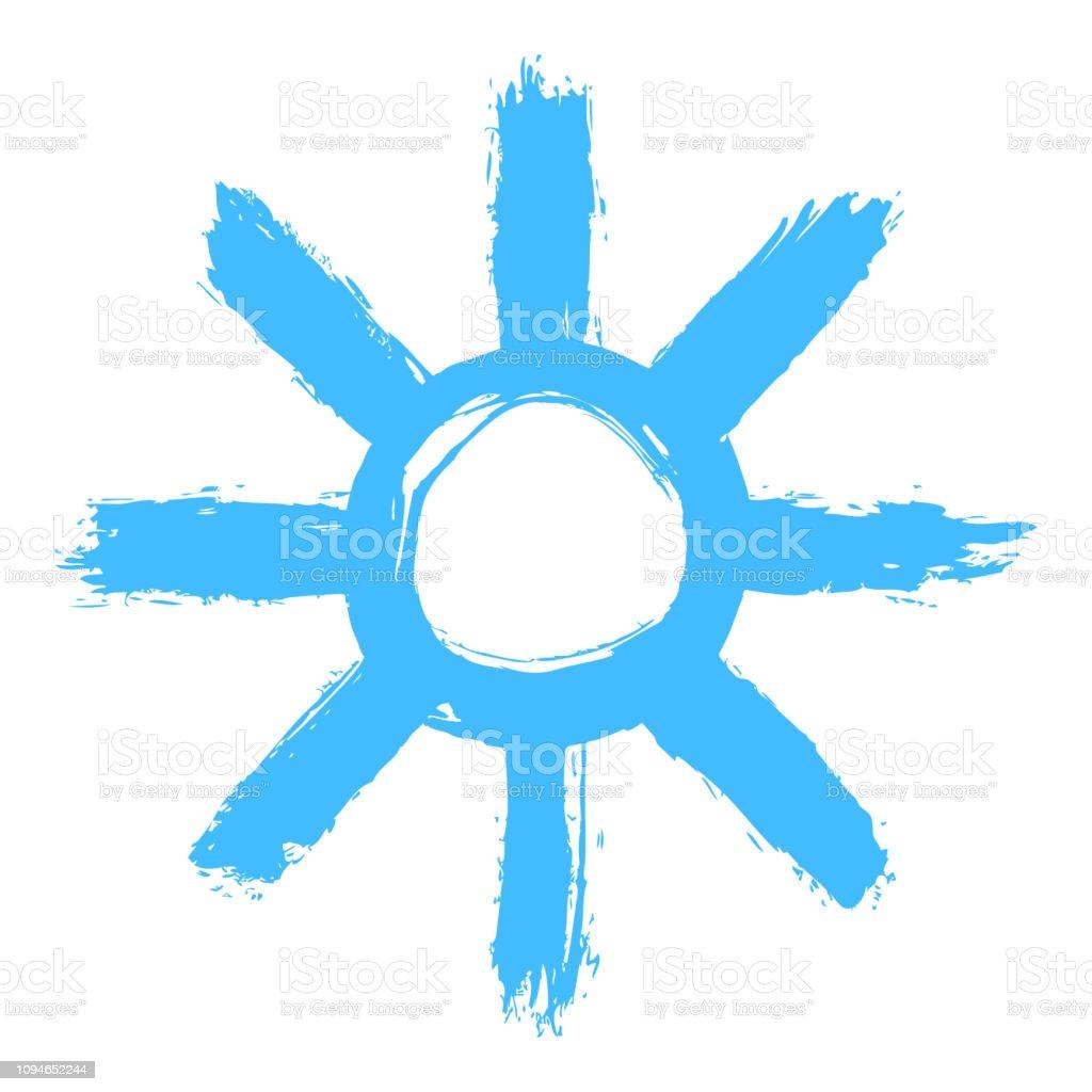 Vetores De Floco De Neve 02 De Set 04 Desenho De Um Floco De Neve