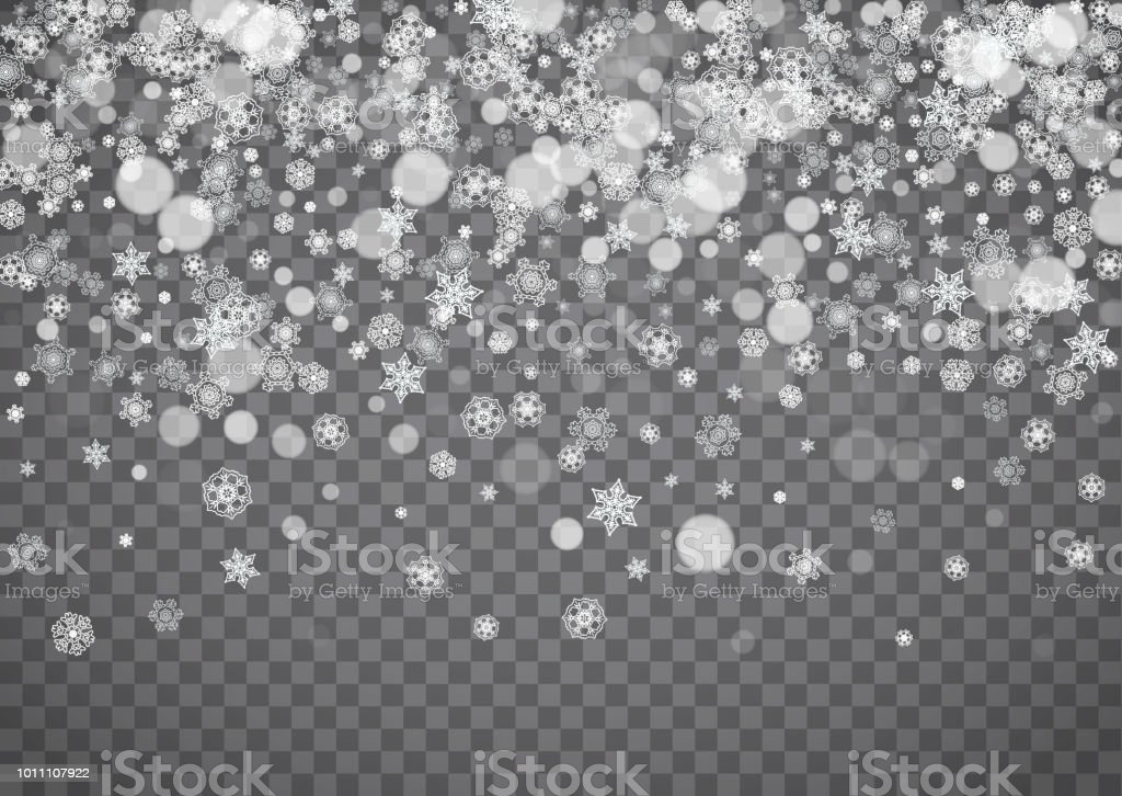 snowflake border for christmas and new year royalty free snowflake border for christmas and new