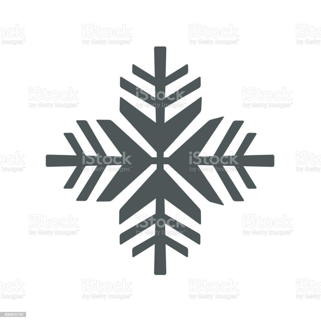 snowflake icon vector snowflake sign isolated snowflake symbol stock rh istockphoto com vector snowflakes free download vector snowflake transparent background
