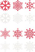 Snowflake icons, this file is fully editable and can be altered to suit your specific needs. Enjoy!