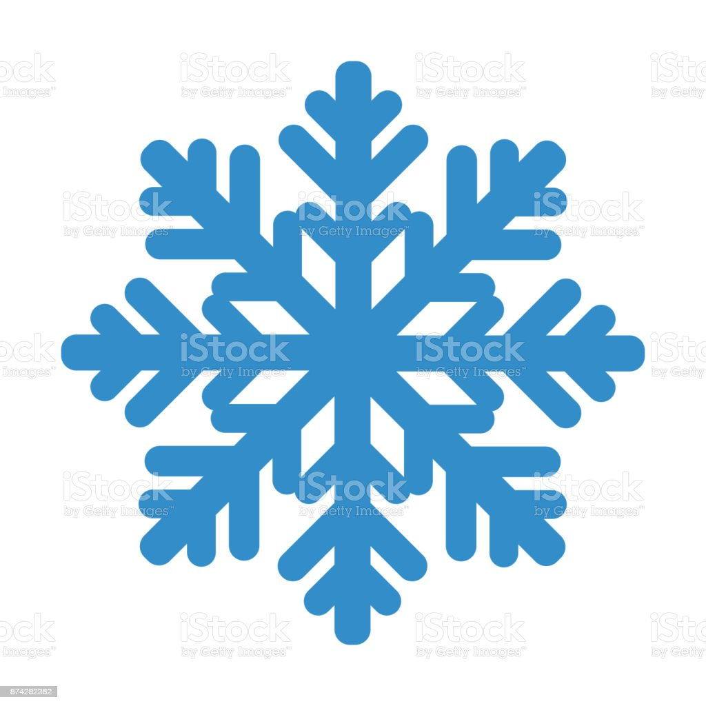 snowflake stock vector art more images of abstract 874282382 istock rh istockphoto com free snowflake vector art free snowflake vector icon